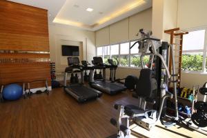 Rio138-Apartamento de 2 quartos no Wave Ipanema. Predio com piscina, academia..., Aparthotels  Rio de Janeiro - big - 23