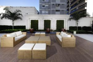 Rio138-Apartamento de 2 quartos no Wave Ipanema. Predio com piscina, academia..., Aparthotels  Rio de Janeiro - big - 18