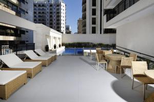 Rio138-Apartamento de 2 quartos no Wave Ipanema. Predio com piscina, academia..., Aparthotels  Rio de Janeiro - big - 19