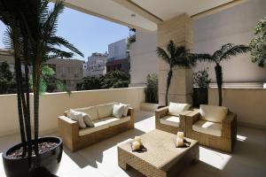 Rio138-Apartamento de 2 quartos no Wave Ipanema. Predio com piscina, academia..., Aparthotels  Rio de Janeiro - big - 16