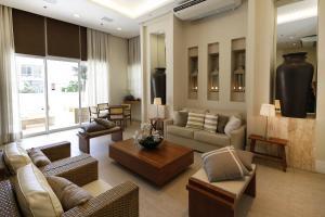 Rio138-Apartamento de 2 quartos no Wave Ipanema. Predio com piscina, academia..., Aparthotels  Rio de Janeiro - big - 15