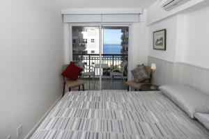 Rio138-Apartamento de 2 quartos no Wave Ipanema. Predio com piscina, academia..., Aparthotels  Rio de Janeiro - big - 10