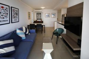 Rio138-Apartamento de 2 quartos no Wave Ipanema. Predio com piscina, academia..., Aparthotels  Rio de Janeiro - big - 6