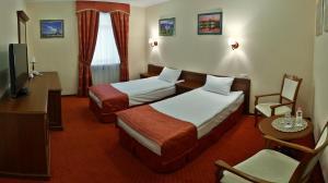 Отель Украина Ровно, Отели  Ровно - big - 5