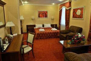 Отель Украина Ровно, Отели  Ровно - big - 7