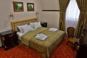 Отель Украина Ровно, Отели  Ровно - big - 16