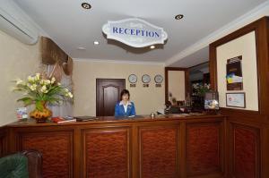 Отель Украина Ровно, Отели  Ровно - big - 32