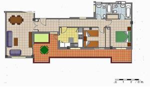 Apartamento con Terraza a 5 min playa, Apartmanok  Rincón de la Victoria - big - 4