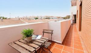Apartamento con Terraza a 5 min playa, Apartmanok  Rincón de la Victoria - big - 1