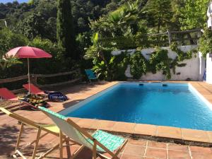 Holiday home Carretera Estepona Genalguacil