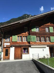 250 Year Old Swiss Chalet