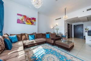One Bedroom Apartment with Marina View by Deluxe Holiday Homes - Dubai