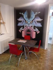 Art studio, Apartmány  Belehrad - big - 4