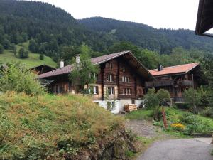 300 Year Old Chalet Interlaken