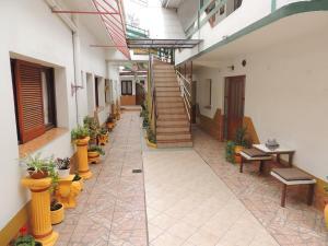 hotel santa teresita, Hotels  Mar del Plata - big - 17