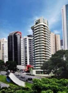 The Be Paulista, Ferienwohnungen  São Paulo - big - 8