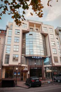 Отель Гермес, Одесса