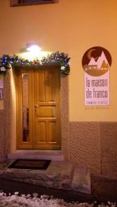 La Maison de Franco