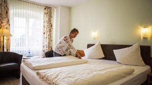 Hotel Am Schloss, Hotels  Alzey - big - 13