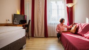 Hotel Am Schloss, Hotels  Alzey - big - 16