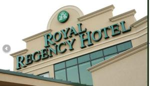 Nearby hotel : The Royal Regency Hotel