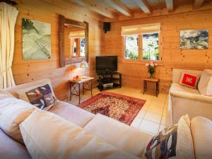 Chalet L'Ours Blanc, Horské chaty  Le Grand-Bornand - big - 26