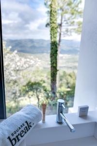 Magnificent contemporary villa Esterel Massif, Villen  Fréjus - big - 55