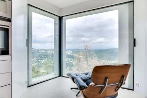 Magnificent contemporary villa Esterel Massif, Villen  Fréjus - big - 50