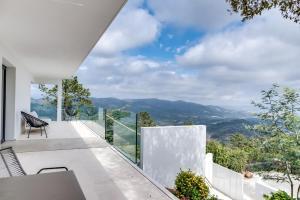 Magnificent contemporary villa Esterel Massif, Villen  Fréjus - big - 48