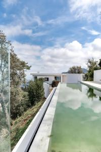 Magnificent contemporary villa Esterel Massif, Villen  Fréjus - big - 66