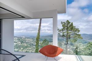 Magnificent contemporary villa Esterel Massif, Villen  Fréjus - big - 64