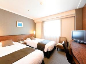 Alpico Plaza Hotel, Отели  Мацумото - big - 3