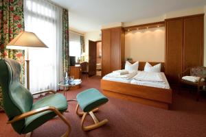Johannesbad Fachklinik, Gesundheits- & Rehazentrum Saarschleife, Hotely  Mettlach - big - 2