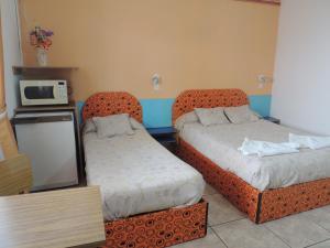 hotel santa teresita, Hotels  Mar del Plata - big - 8