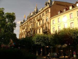 Du Russel Suite, Апартаменты  Баден-Баден - big - 79