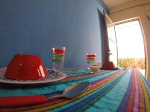 Casa del Abuelo Estudio, Appartamenti  Playa del Carmen - big - 44