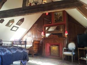 La Maison de Honfleur, Отели типа «постель и завтрак»  Онфлер - big - 11