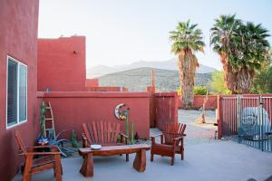 Studio Desert Rose Casita, Holiday homes  Borrego Springs - big - 3