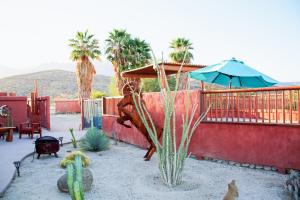 Studio Desert Rose Casita, Holiday homes  Borrego Springs - big - 11