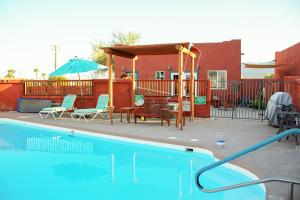 Studio Desert Rose Casita, Holiday homes  Borrego Springs - big - 16
