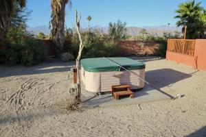 Studio Desert Rose Casita, Holiday homes  Borrego Springs - big - 17