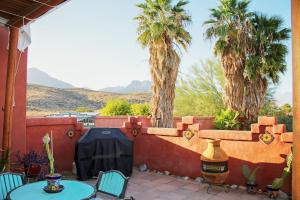 Studio Desert Rose Casita, Holiday homes  Borrego Springs - big - 22