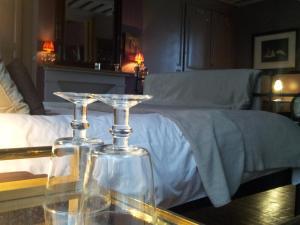 La Maison de Honfleur, Отели типа «постель и завтрак»  Онфлер - big - 16