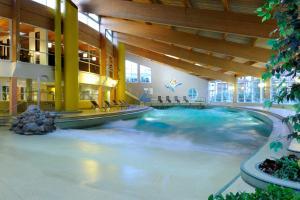Johannesbad Fachklinik, Gesundheits- & Rehazentrum Saarschleife, Hotely  Mettlach - big - 13