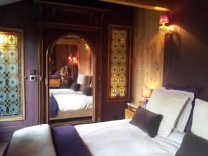 La Maison de Honfleur, Отели типа «постель и завтрак»  Онфлер - big - 37