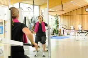 Johannesbad Fachklinik, Gesundheits- & Rehazentrum Saarschleife, Hotely  Mettlach - big - 10