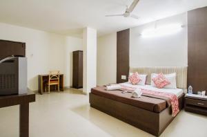 Hotel Meridian Residency, Hotely  Hyderabad - big - 10
