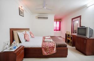 Hotel Meridian Residency, Hotely  Hyderabad - big - 2