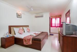 Hotel Meridian Residency, Hotely  Hyderabad - big - 4