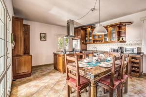 Villa Montaña la Data, Horské chaty  Salobre - big - 37